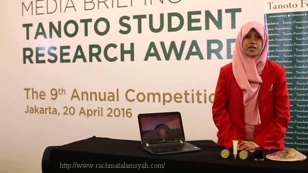 Krim Anti Hipertensi Inovasi Mahasiswa Indonesia