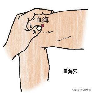 補氣養血必須記住的七大關鍵穴位,快收藏吧(氣血循環)