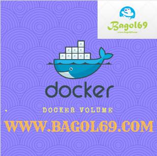 Apa  itu  Docker   Volume  ?