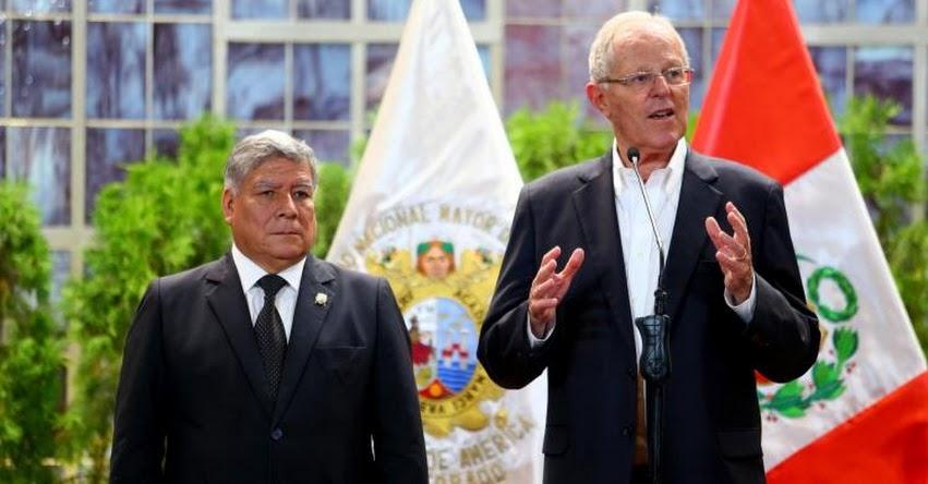 PPK: Universidades nacionales son fundamentales para el futuro del Perú