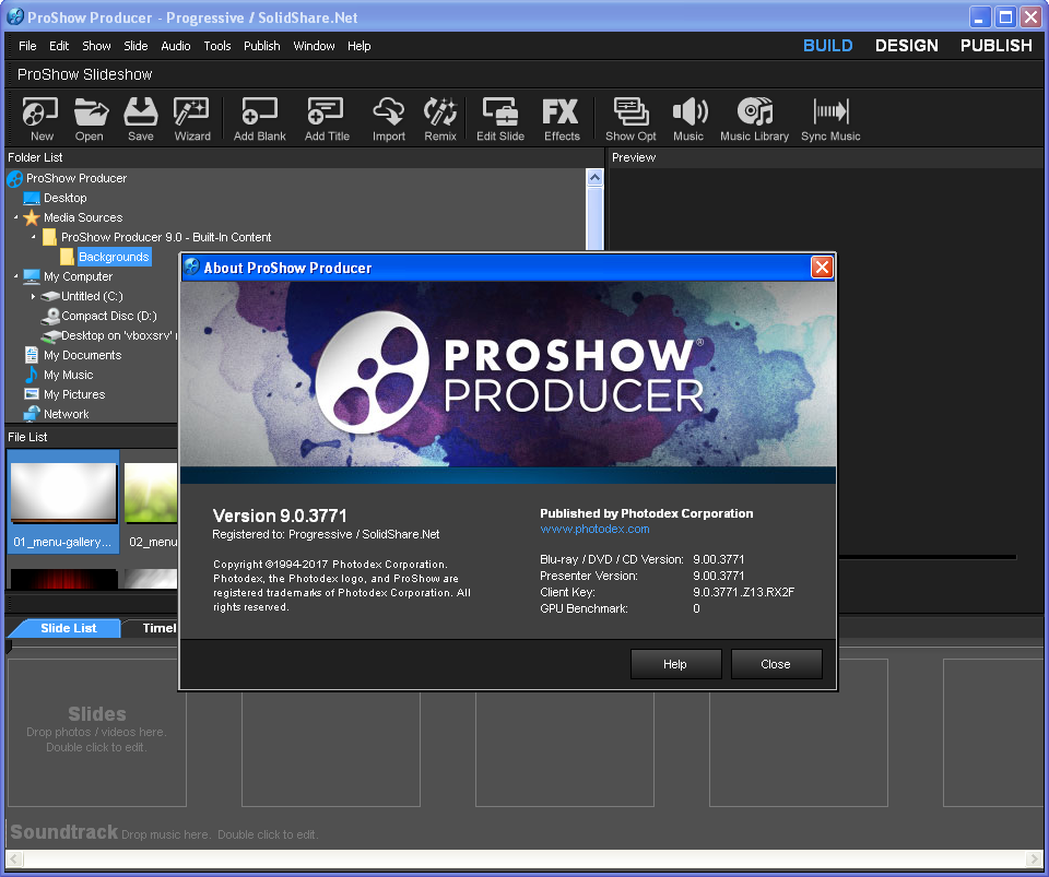download proshow producer