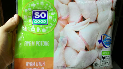 Ayam Potong So Good