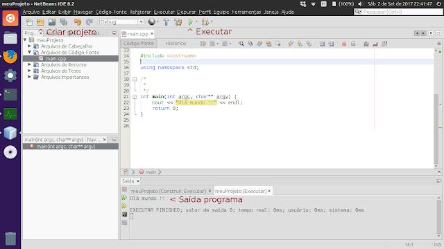 NetBeans Ubuntu