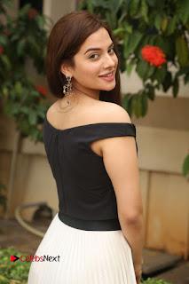 Telugu Actress Tanya Hope Stills at Appatlo Okadundevadu Audio Launch  0058.JPG