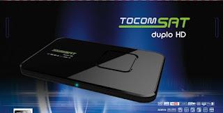 Atualizacao do receptor Tocomsat Duplo HD V