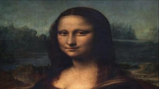 الفنان التشكيلي ليوناردو دافنشى