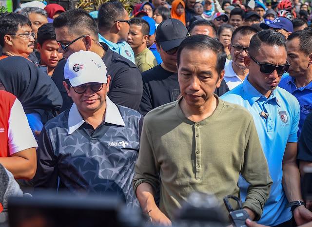 Sering Blusukan tapi Kaget Berbagai Harga, Jokowi Dinilai Presiden Paling Aneh