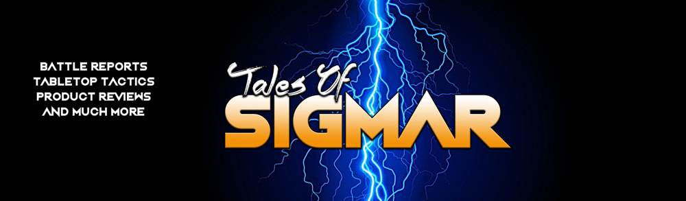 Tales of Sigmar - An Age of Sigmar Podcast and Hobby Blog