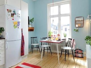 desain ruang makan munggil agar tetap nyaman - 2 dekorasi