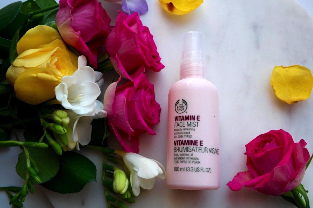 Body Shop Vitamin E Face Mist