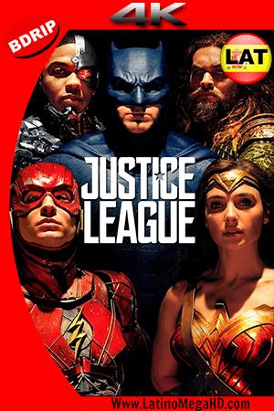 Liga de la Justicia (2017) Latino Ultra HD 4K BDRIP 2160P ()