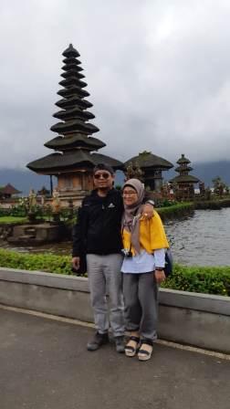 Pura Populer di Bali Pura Ulun Danu
