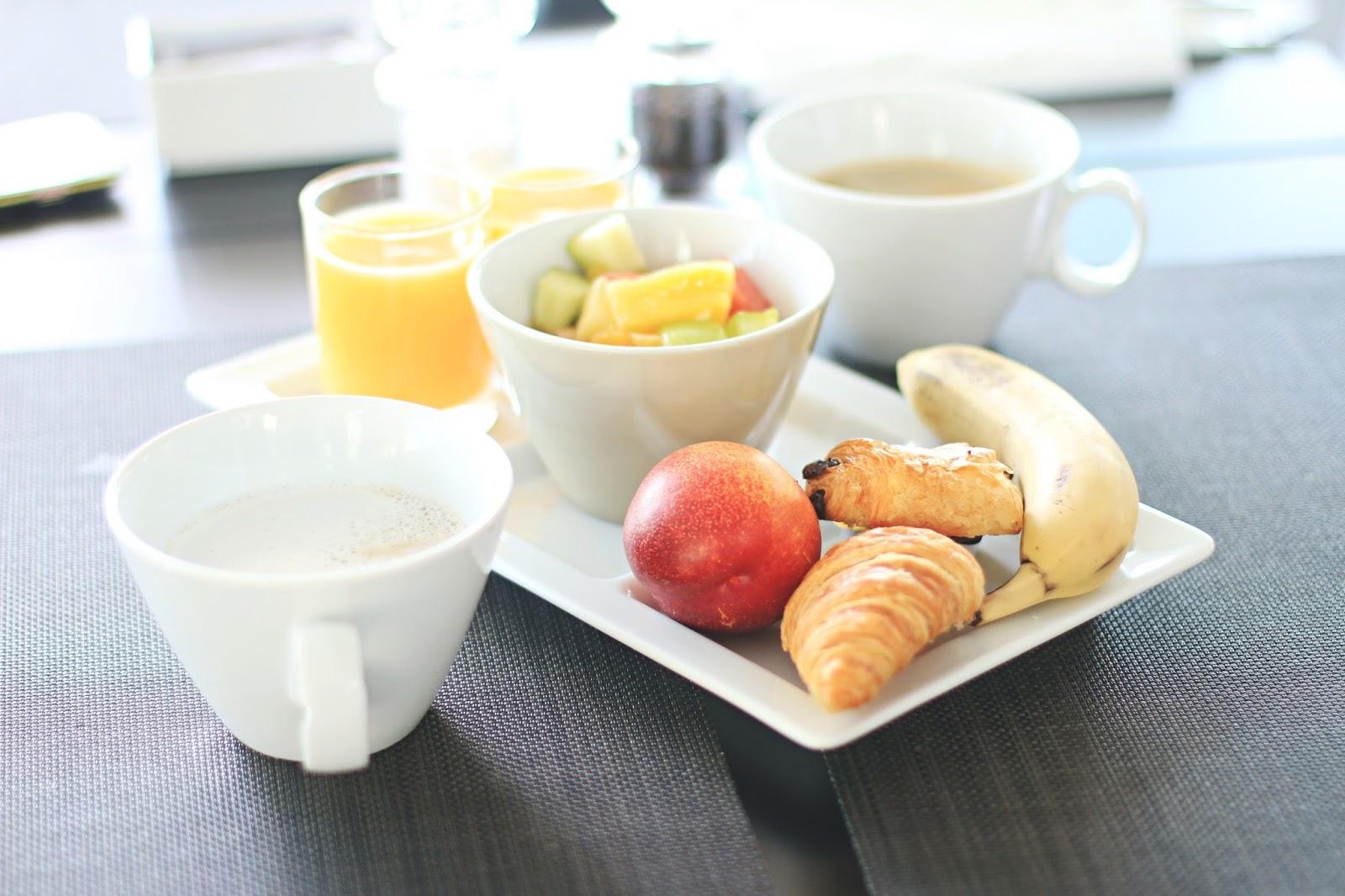 petit déjeuner novotel