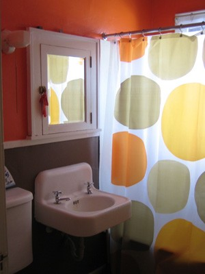 appealing bathroom decoration | Modern Bathroom Decor: The Appeal of Polka Dot Shower Curtains