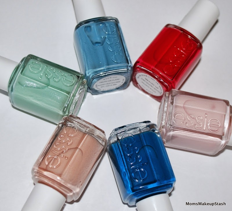 Essie Hide Amp Go Chic Collection For Spring 2014 Photos