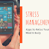 Now You Can Have An App That is Really Made For Stress Management #HealthyLifestyle