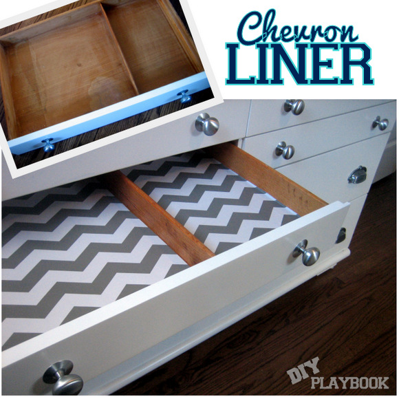Dirty Kitchen Drawer: Dressing Up A Dresser