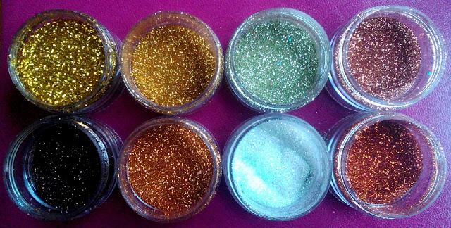 glitter στρας