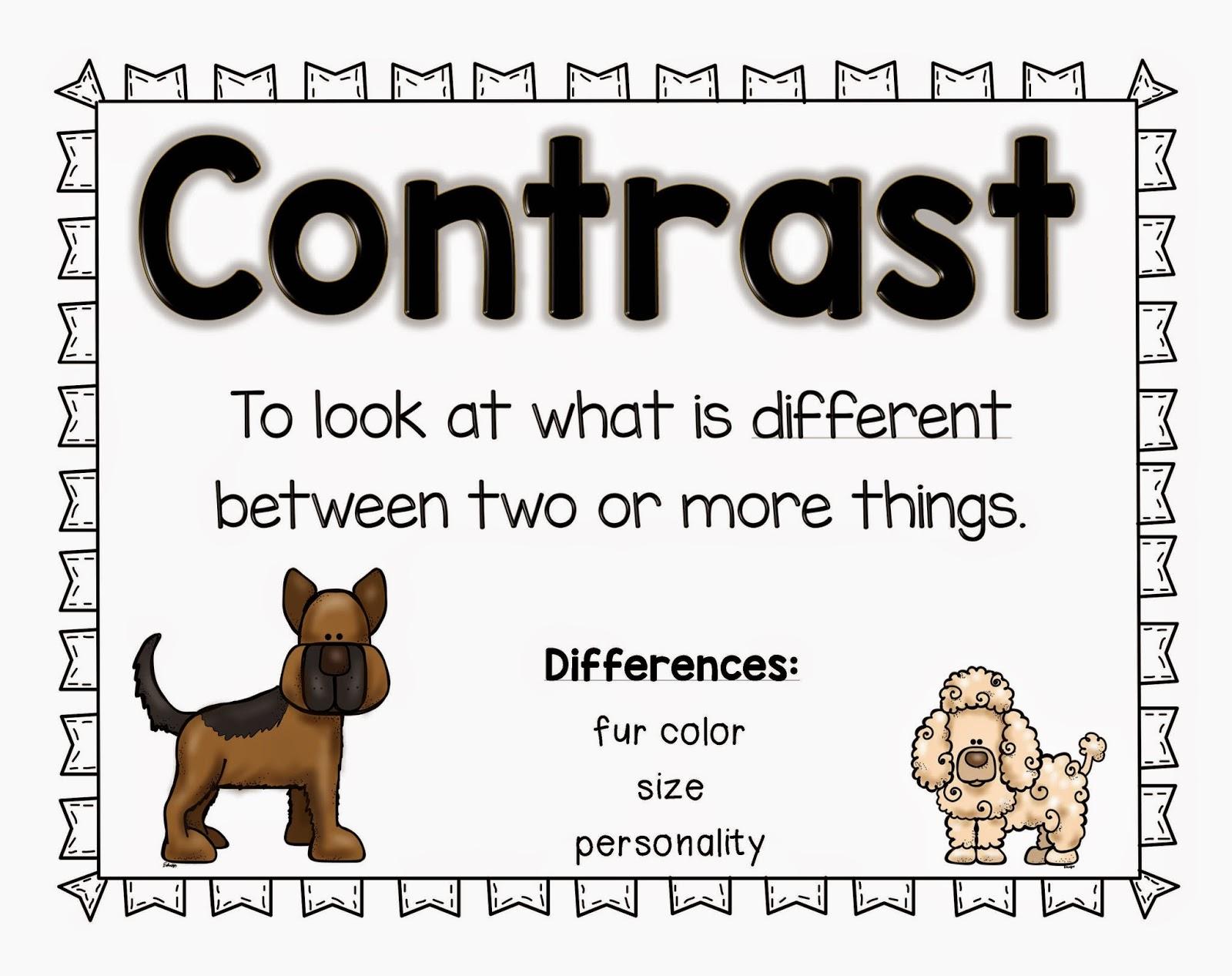 http://www.teacherspayteachers.com/Product/Compare-and-Contrast-1564745