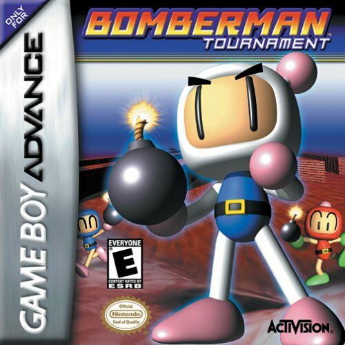 ROMs - Bomberman Tournament (Português) - GBA Download