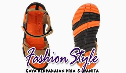 Harga dan Model Sandal Pria Terbaru Murah 2015