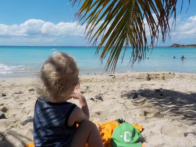 Lähinnä Kauempana Karibian risteilyllä lasten kanssa