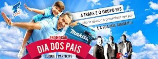 Participar Promoção Dia dos Pais 2016 Rádio Transcontinental FM