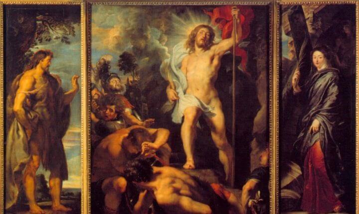resurrección de cristo jesús