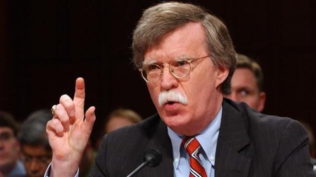 John Bolton warns US President Barack Obama against anti-Israel actions before leaving