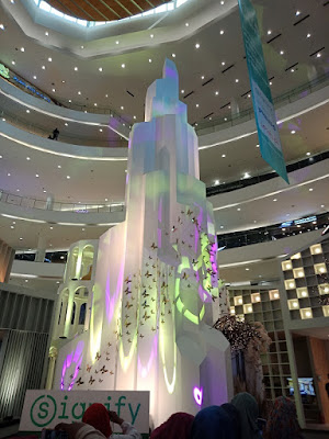 Liburan Masih Tersisa, Ke City of Light Senayan City Saja!