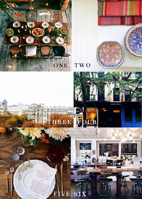 Top six instagram profiles to follow for aesthetic inspiration.