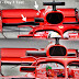 TEST SPAGNA / FERRARI & MERCEDES: sulla SF71H provata una nuova ala posteriore mentre sulla W09...