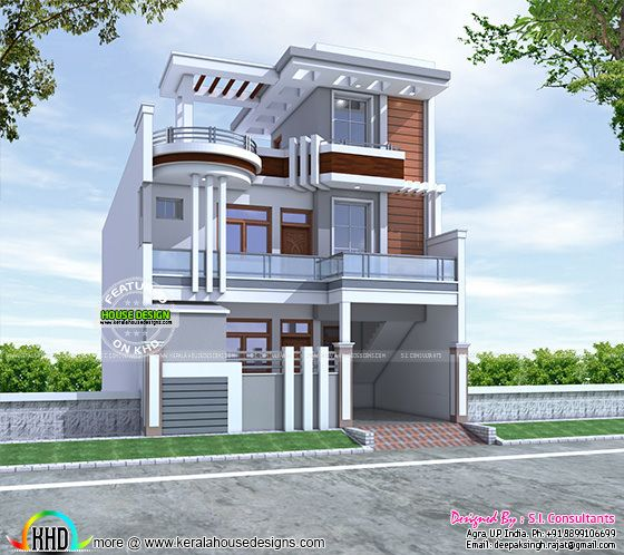 Cute modern 30x60 house architecture