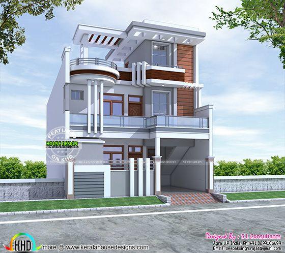 Cute modern 30x60 house architecture
