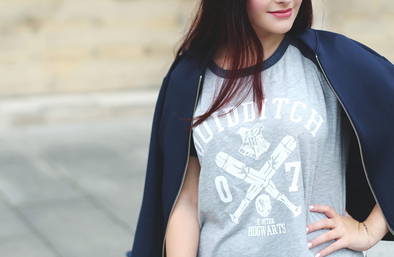tshirt quidditch
