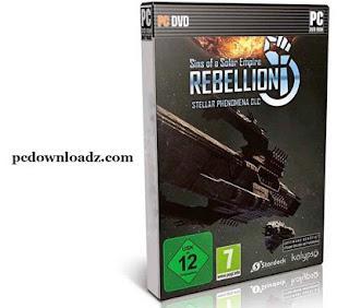 Sins of a Solar Empire: Rebellion Stellar Phenomena Download for PC