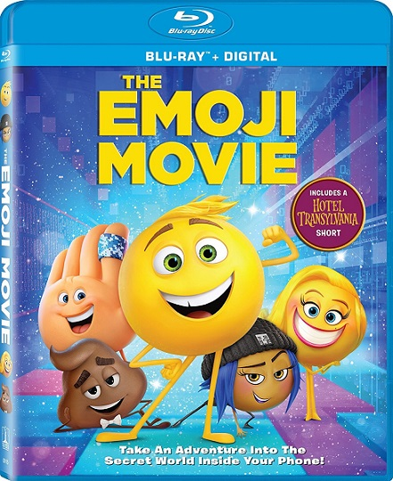 The Emoji Movie (Emoji: La película) (2017) 1080p BluRay REMUX 17GB mkv Dual Audio DTS-HD 5.1 ch