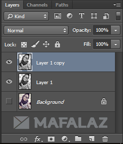 Duplicate Layer