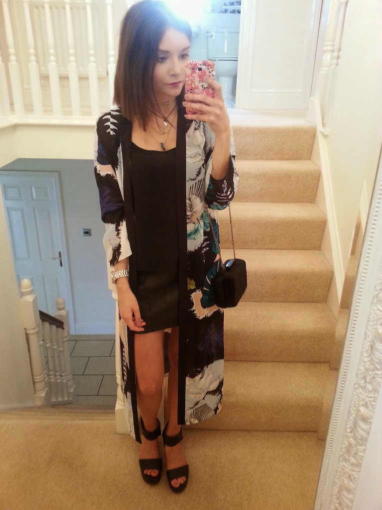 night out outfit fashion blogger