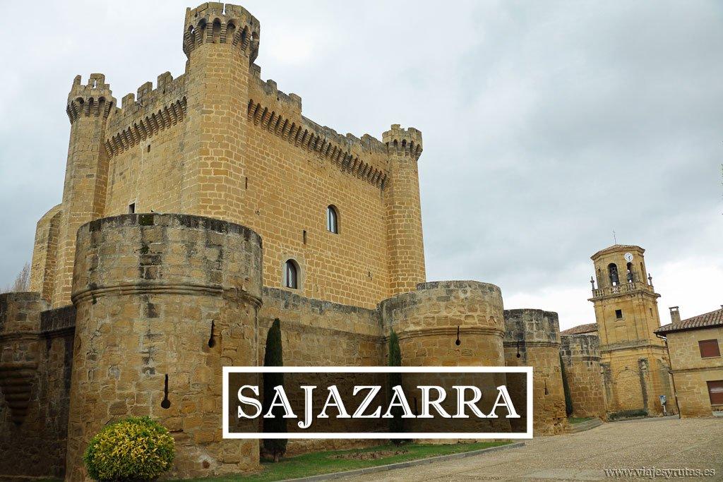Sajazarra uno de los pueblos más bonitos de España