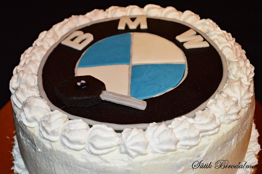 bmw torta képek SÜTIK BIRODALMA: BMW s feketeerdő torta bmw torta képek