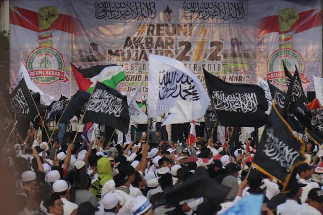 Reuni 212 Berjalan Lancar, Peneliti ini Sebut Pemerintahan Jokowi Pro Terhadap Islam
