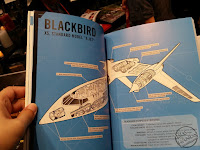 BEA 2018 Insight Editions Upcoming Book Releases Marvel Vehicles X-Men Blackbird
