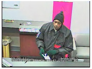 Bank Robbery at Santander Bank in Parsippany