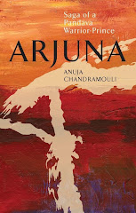 Review: Arjuna by Anuja Chandramouli