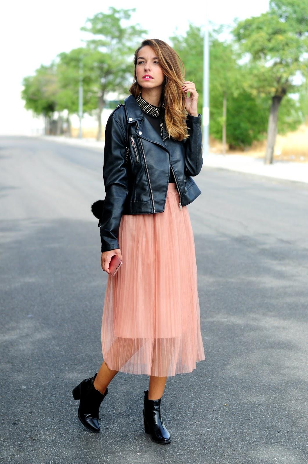 f245f5e42 Faldas Ibicencas Zara | Wig Elegance