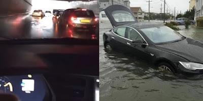 [Video] Benarkah Mobil Listrik Dapat Menyetrum Jika Terkena Banjir?