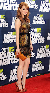 Hollywood Hotties: 2011 MTV Movie Awards