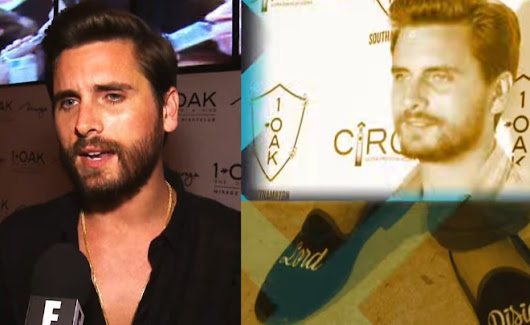 Celebrity1st: Scott Disick Is Selling His Home