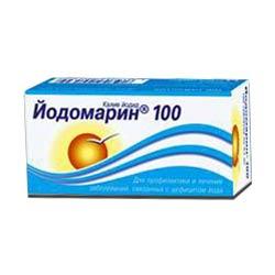 Йодомарин 100